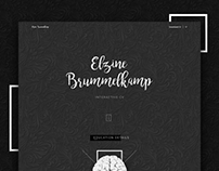 Elzine Brummelkamp Website