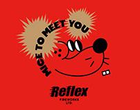窜天鼠D2020型 - Reflex New Year Gift