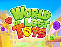 World of Lost Toys