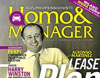 Uomo&Manager#22 / Febbraio 2015