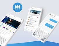 mplify Events - UX/UI app & web