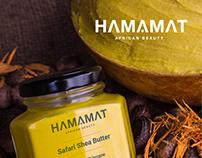 Hamamat Brand Identity & Website Design