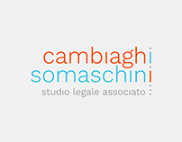CAMBIAGHI SOMASCHINI LAW FIRM