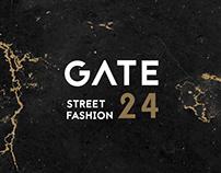 GATE 24   BRANDING