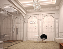 Auditorium design lecturer hall on behance for Neoclassical bathroom designs