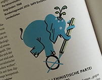 German Parties – For Cicero Magazine