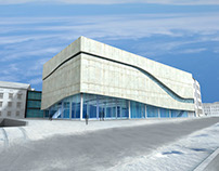 Museum of Wisla River in Cracow