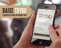 Trybo App Ad Design