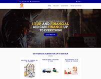 SHELL ma Prime.fr Website Design & Development