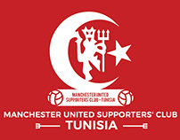 Member card - Man Utd Supporters' Club - Tunisia