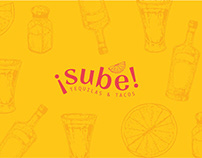 ¡sube! tequilas & tacos