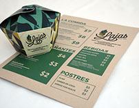Lajas Food Truck & Packaging