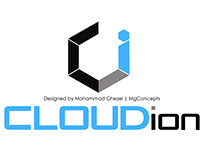 CLOUDion Logo Design