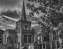 St Nicholas Church, Stevenage