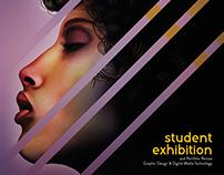 Poster Design - SFC 2017 Student Exhibition