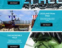 Storyland / UX & UI