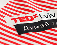 TEDxLviv 2017: Brand Identity