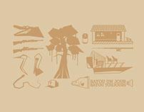Icons / Bayou