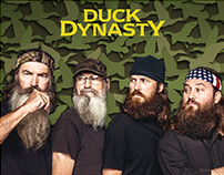 Duck Dynasty - A&E (S5 new branding)