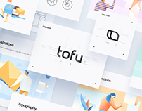 Tofu Design - Website & Identity