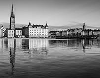 Stockholm in GIFs