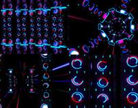Neon Stage - VJ Loop Pack (3in1)