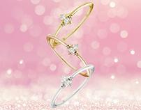 Instagram Visuals Design - Jewellery