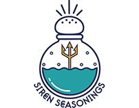 Siren Seasonings Trademark