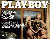 Playboy CZ 2014 Jan SKODA Auto