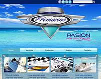 Web Site / Promarine