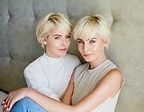 Meise Twins byTorné Leigh Velk