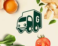 Grocery Gateway - Website