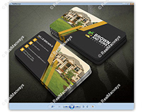 BROWN AND SONS Business Card Design - RealMacways