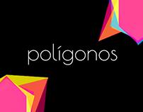 Polígonos - Logo Cambiante em Processing
