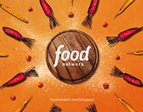 Food Network   Holliday Rebrand