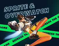 Refresh the Game with Sprite&Overwatch