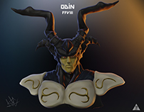 ODÍN Final Fantasy VIII | Sculpt