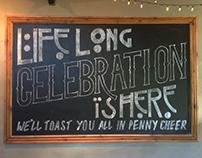 Life long celebrations...