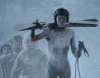 BBC Winter Olympics Nature - compositing