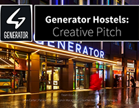 Generator Hostels Campaign Pitch