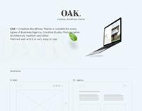 OAK - WordPress