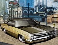Impala Detail-a