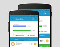 Energyly App UI/UX
