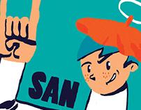 Poster SanFaustin