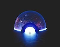 Portal to New Dimension