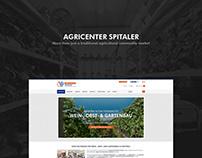 Agricenter Spitaler - Ecommerce - Shop Agriculture