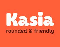 Kasia™ type family