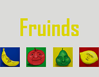 """Personal Work: """"Fruinds"""""""