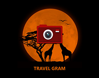 Travel Gram: UI design of a cross-geotagging travel app