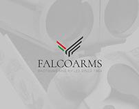 Falco Arms - logo